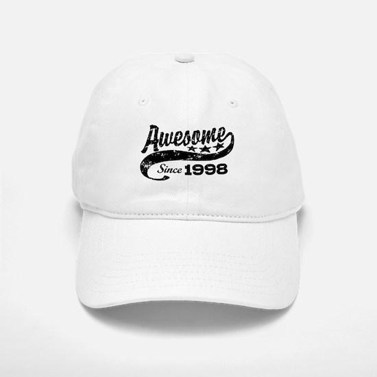 Awesome Since 1998 Baseball Baseball Cap