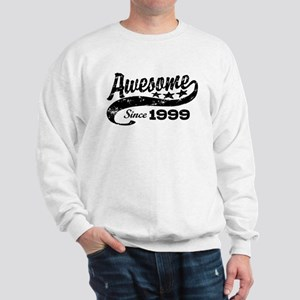 Awesome Since 1999 Sweatshirt