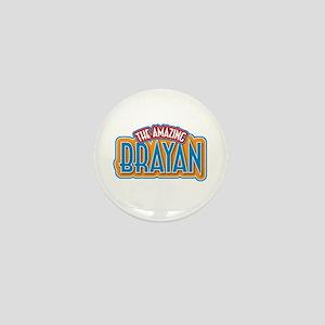The Amazing Brayan Mini Button