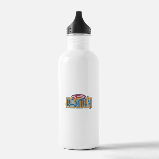 The Amazing Brayden Water Bottle