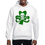 Lucky Leprechaun Pirate Hooded Sweatshirt