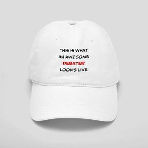 awesome debater Cap