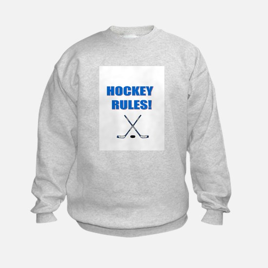 HOCKEY RULE Sweatshirt