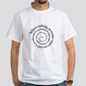 buddha quote White T-Shirt