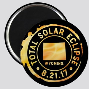 Eclipse Wyoming Magnet