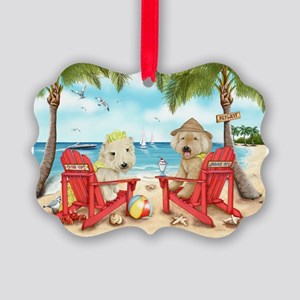 Loving Key West Picture Ornament