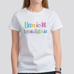 Junior Bridesmaid Women's T-Shirt