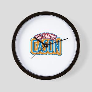 The Amazing Cason Wall Clock