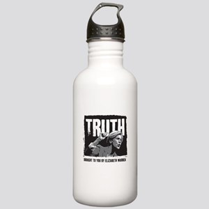 Truth by Elizabeth Warren Water Bottle