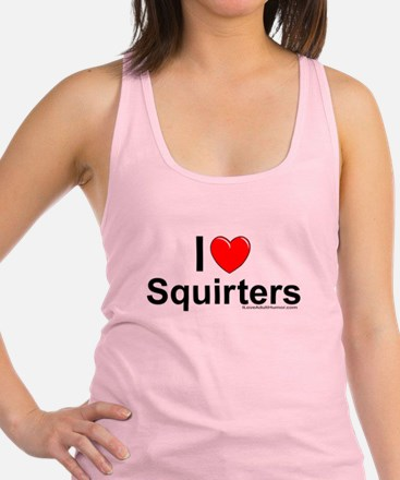 What is it that women squirt
