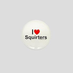 Squirters Mini Button