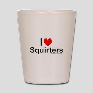 Squirters Shot Glass