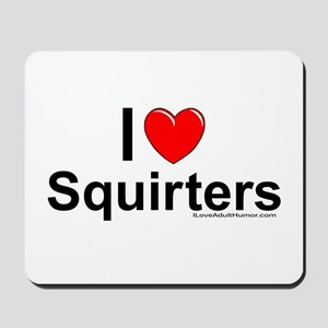 Squirters Mousepad