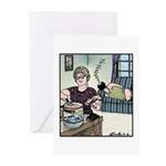No more Butt-crack Greeting Cards (Pk of 20)