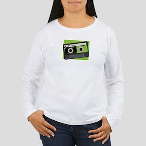 Mix Tape Women's Long Sleeve T-Shirt