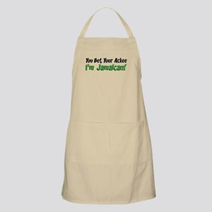 Bet Your Ackee Jamaican Apron
