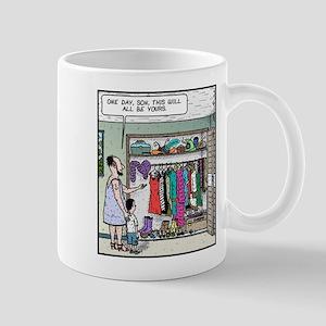 One day,Son Mug