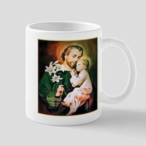 St Joseph Guardian of Jesus Mug