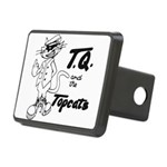 TQ and the Topcats Hitch Cover