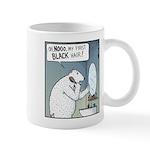 My first black Hair Mug