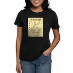 Wanted Cupid Women's Dark T-Shirt