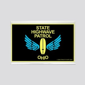 Ohio Highwave Patrol Rectangle Magnet