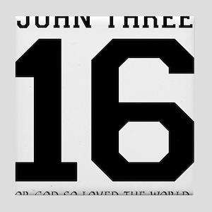John316 copy Tile Coaster