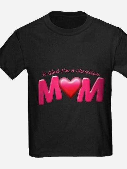GladImChristianMom copy T-Shirt