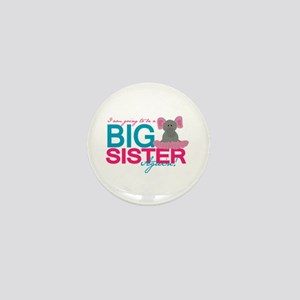 Big Sister Again Mini Button