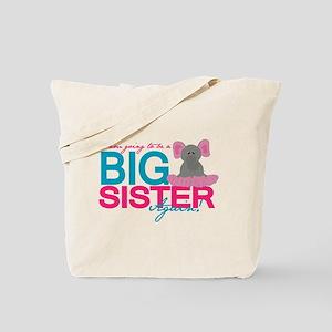 Big Sister Again Tote Bag
