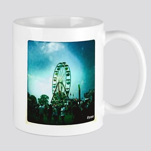 Roo Ferris Wheel Mug