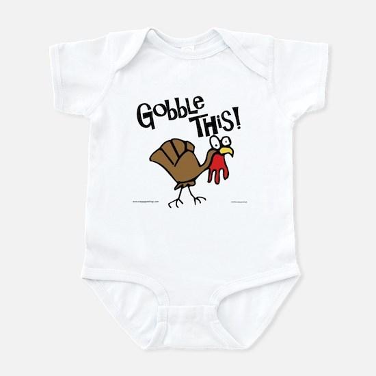 Gobble This Infant Bodysuit