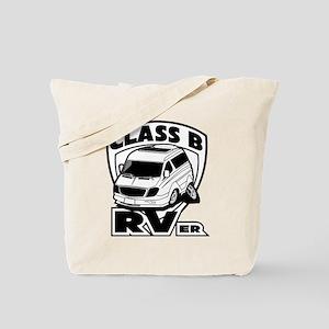 Class B RVer Tote Bag