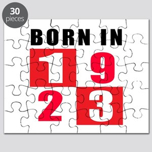 Born In 1923 Puzzle