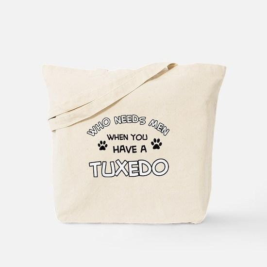 Funny Tuxedo designs Tote Bag