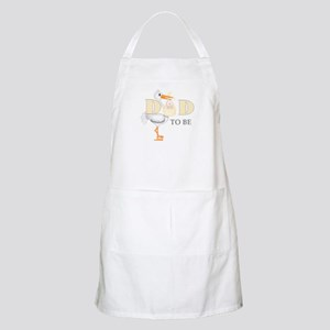 DAD TO BE STORK Apron
