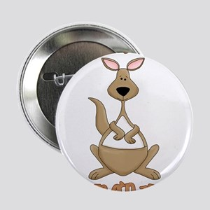 "i love kangaroos 2.25"" Button"