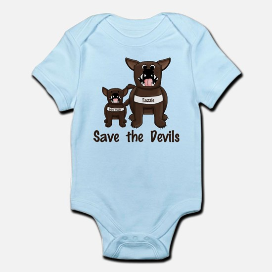 Save the Devils - Tasmanian Devils Body Suit