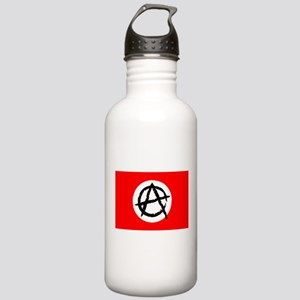 Red & White Anarchy Flag Anonymous Style Water Bot