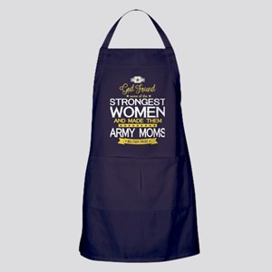 Strongest women T.shirt, Mom T.shirt, Apron (dark)