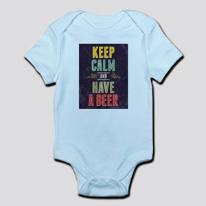 Keep Calm And Have A Beer Body Suit