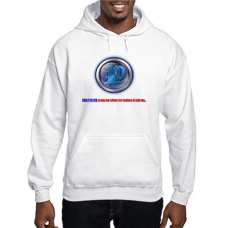 1Emulation Hooded Sweatshirt