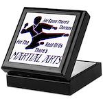 Martial Arts Therapy Keepsake Box