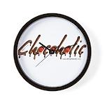 Chocoholic Wall Clock