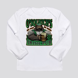 OSquatchs Irish Pub Long Sleeve T-Shirt