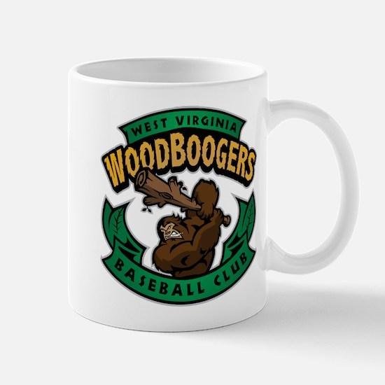 Wood Boogers Baseball Mug