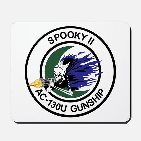 AC-130U Spooky II Mousepad
