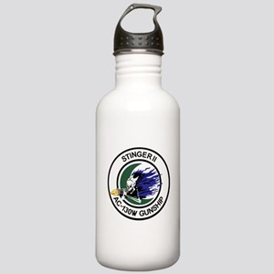 AC-130W Stinger II Stainless Water Bottle 1.0L