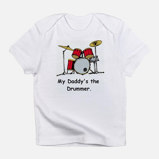 Cute Childrens music Infant T-Shirt