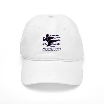 Martial Arts Therapy Sports Cap